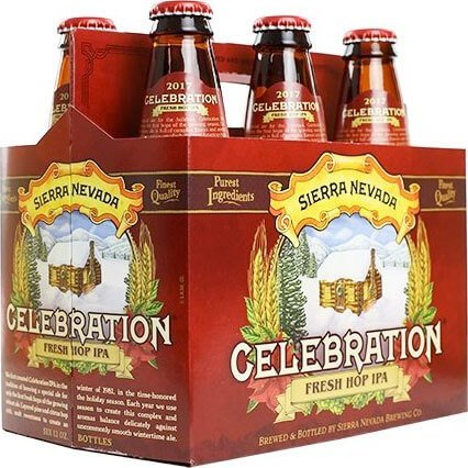 Packaging art for the Celebration by Sierra Nevada Brewing Co.