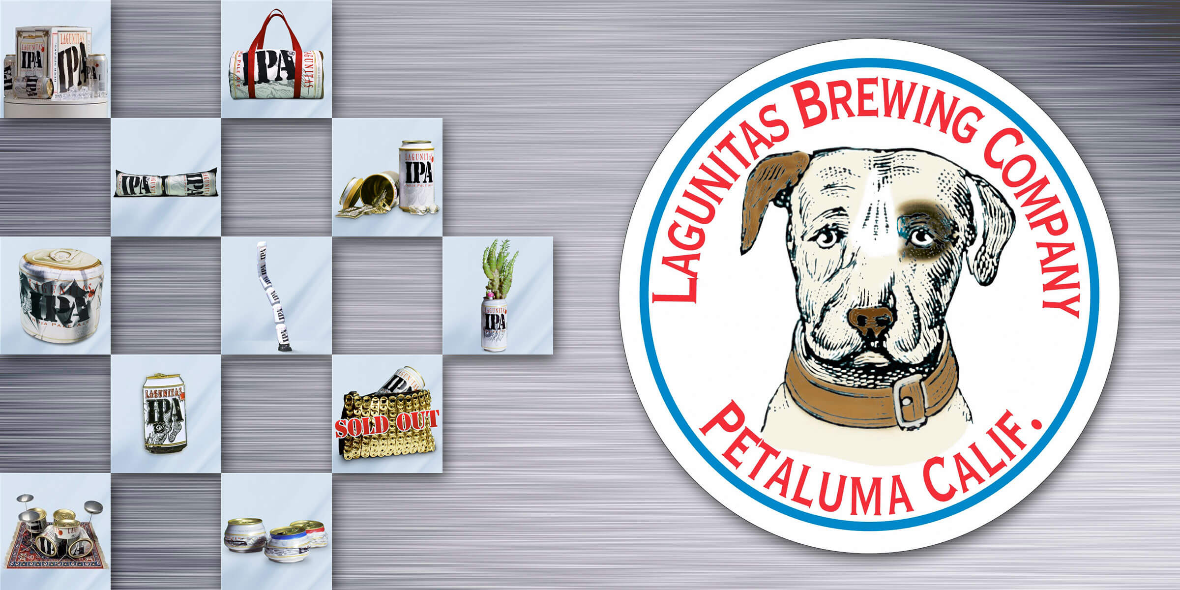 """Lagunitas is making big plans as the brewery transitions to an international brand but will continue to keep its focus on IPAs, as evidenced by its """"Can Shopping Network""""."""