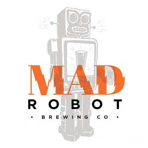 Mad Robot Brewing Co. Logo