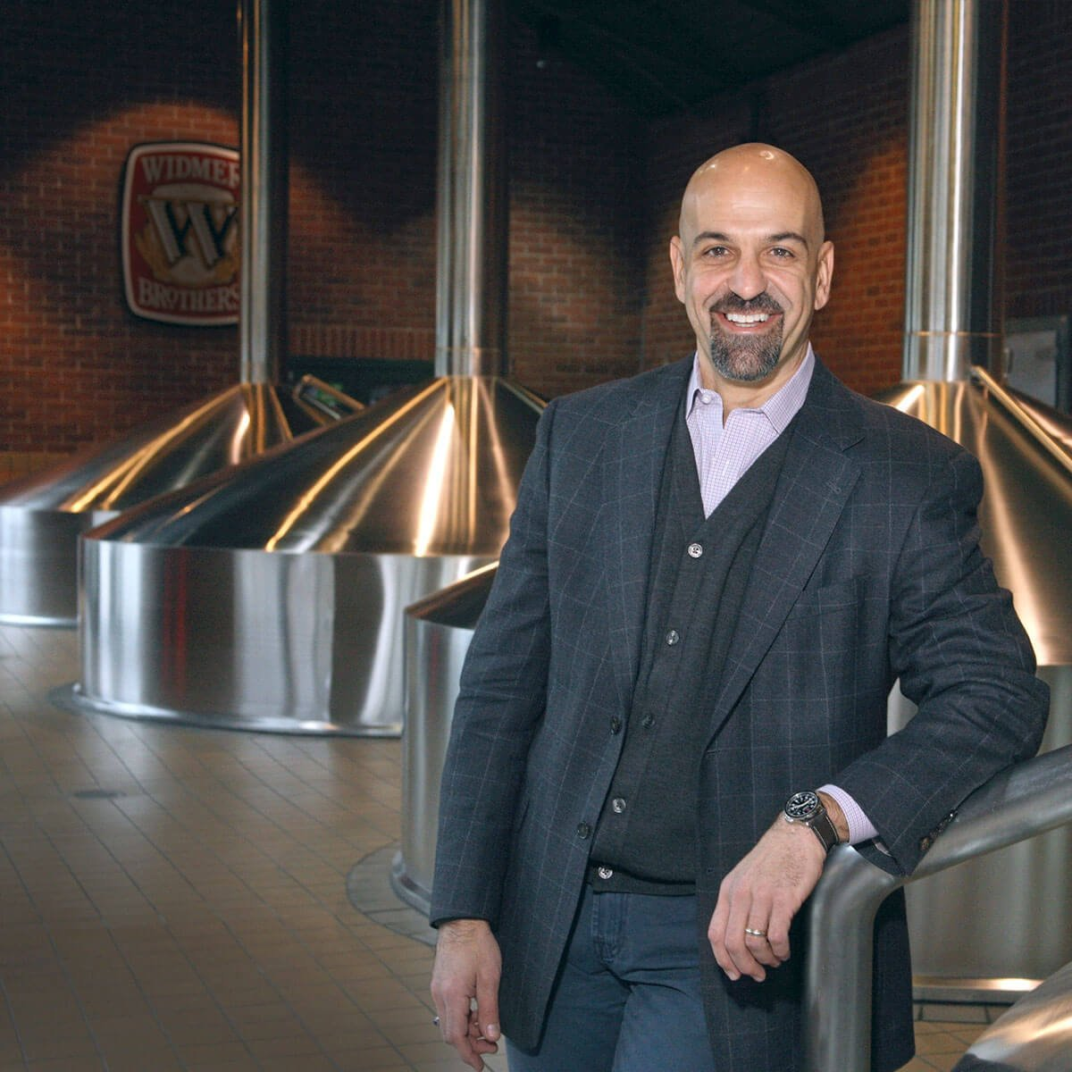Craft Brew Alliance CEO Andy Thomas