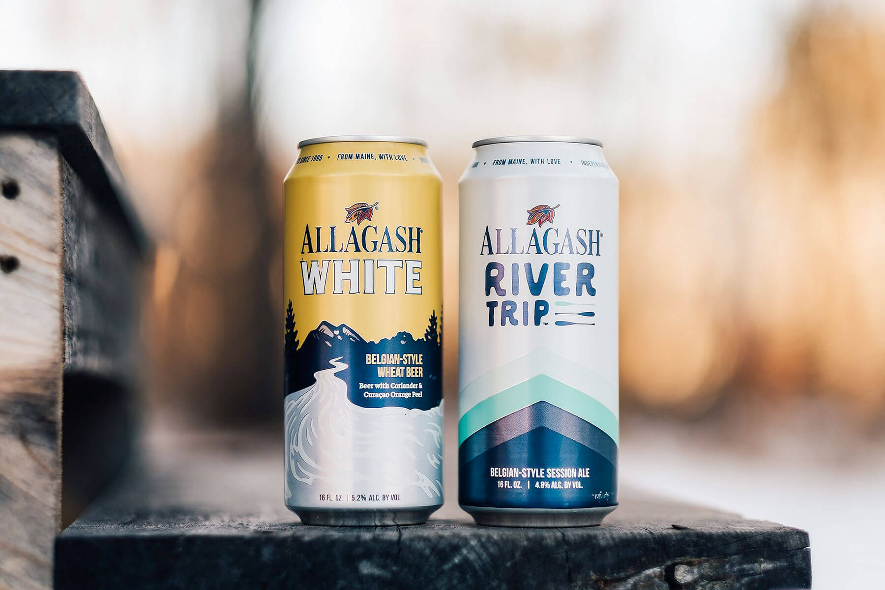 The flagship beers Allagash White and River Trip are two of the core offerings the Portland, Maine brewery will begin distributing to The Sunshine State.