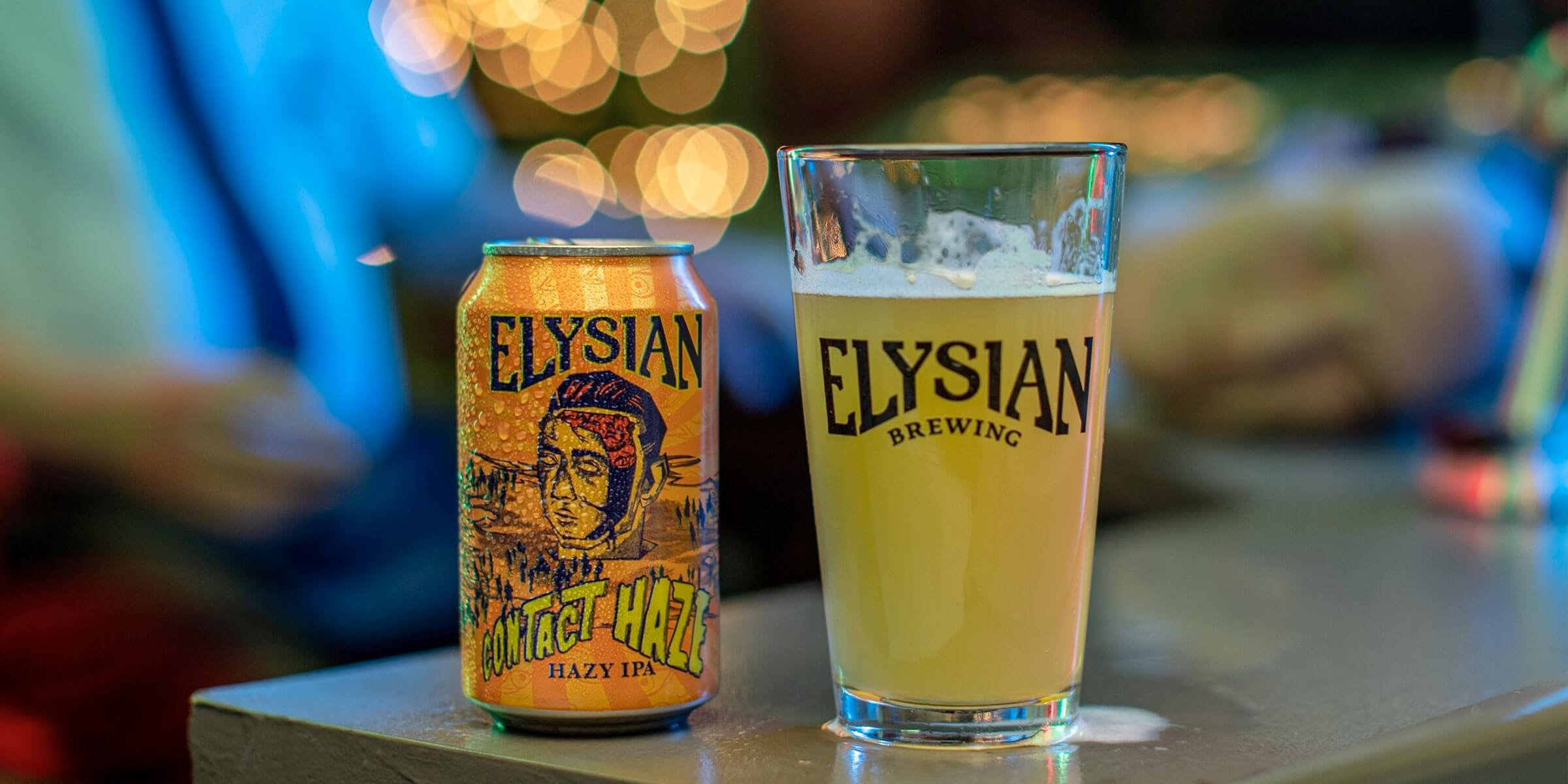 Elysian Brewing Company, a premier nationwide brewer, lifts hazy IPAs this month with the launch of Contact Haze, featuring unexpected sensory dimensions.
