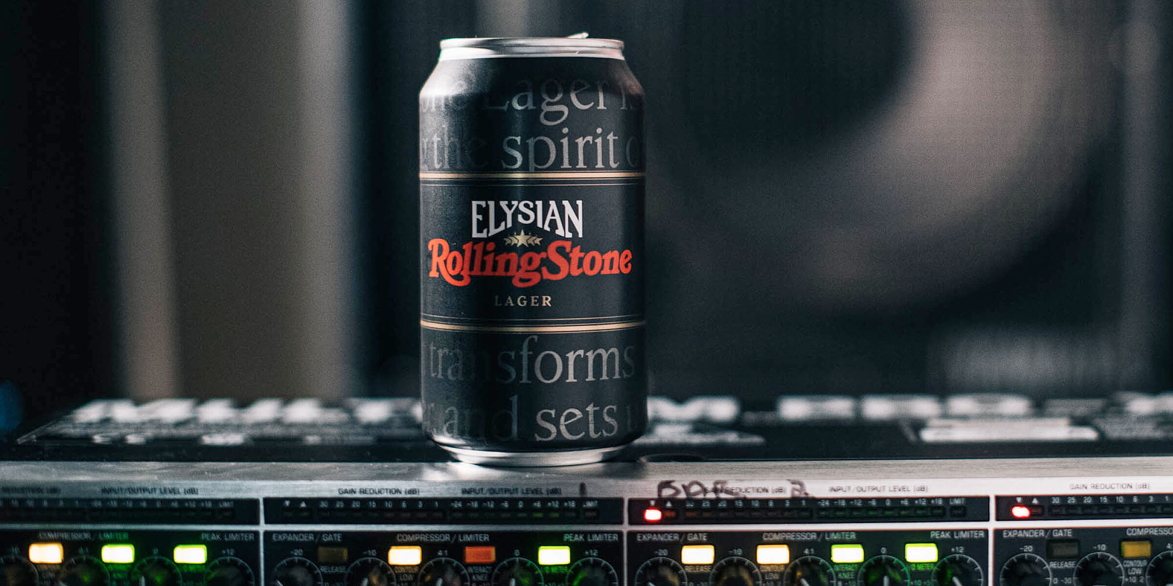 Elysian Brewing Company and music industry publisher Rolling Stone have joined to collaborate on the Elysian Rolling Stone Lager.