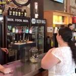Thumbnail of http://Photo%20of%20a%20happy%20couple%20who%20took%20advantage%20of%20the%20Valentine's%20Day%20wedding%20special%20from%20Lakefront%20Brewery