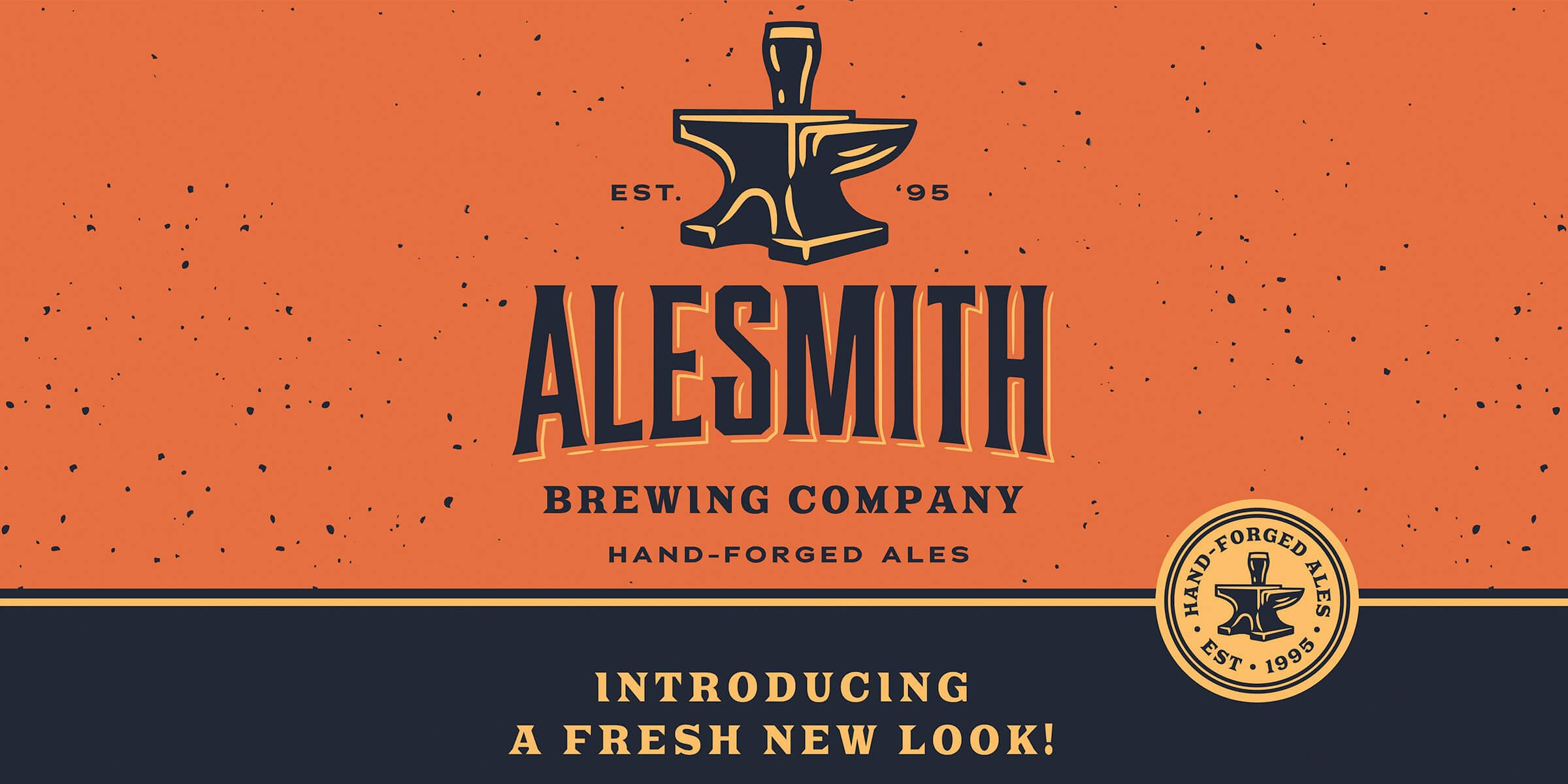 Approaching their 25th anniversary, award-winning AleSmith Brewing Company raises its glass to big new changes… and an exciting new release for 2020!