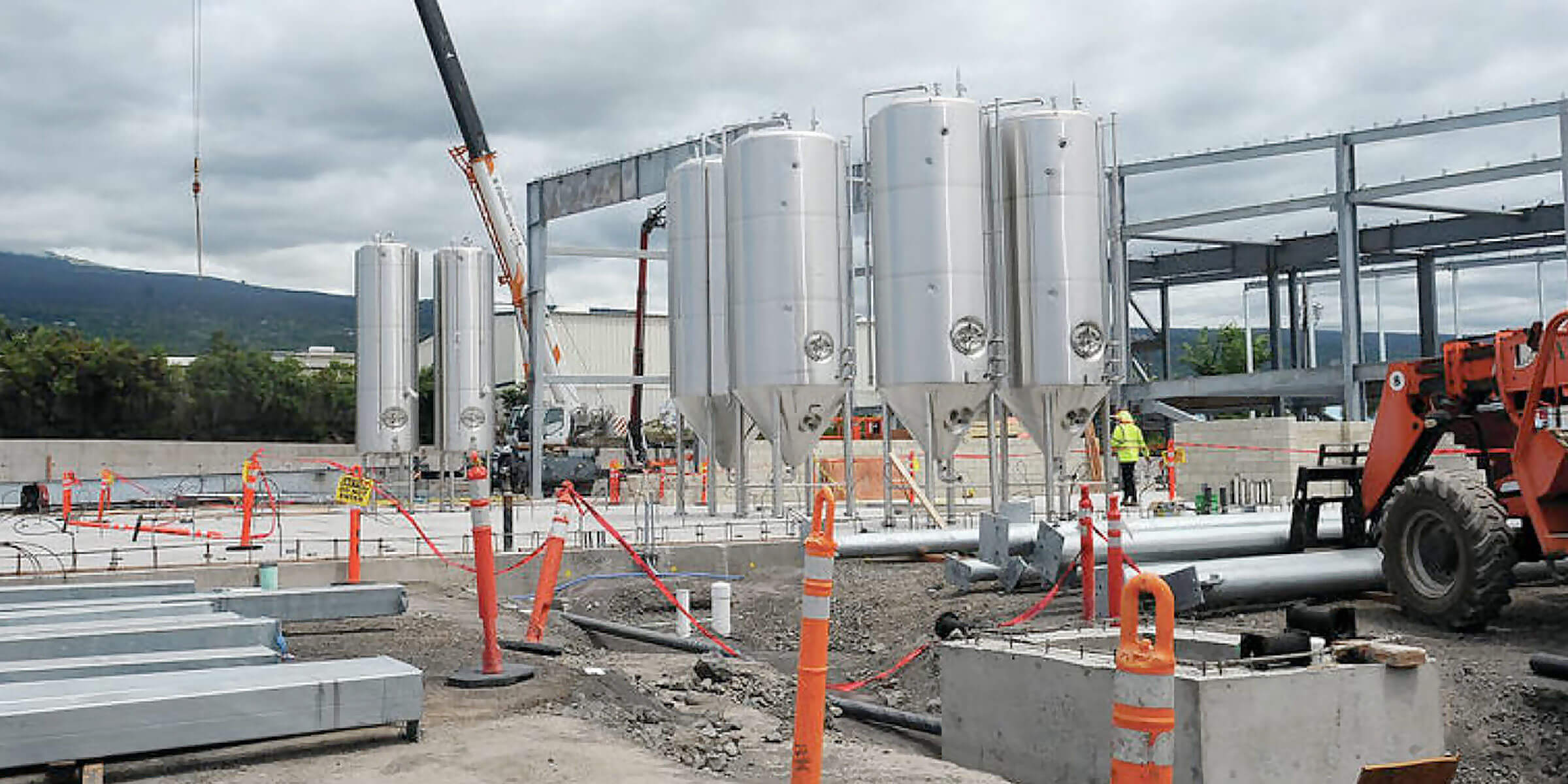 The sale of Kona Brewing Co. in Hawaii includes the new $30 million brewery and canning operation currently under construction.