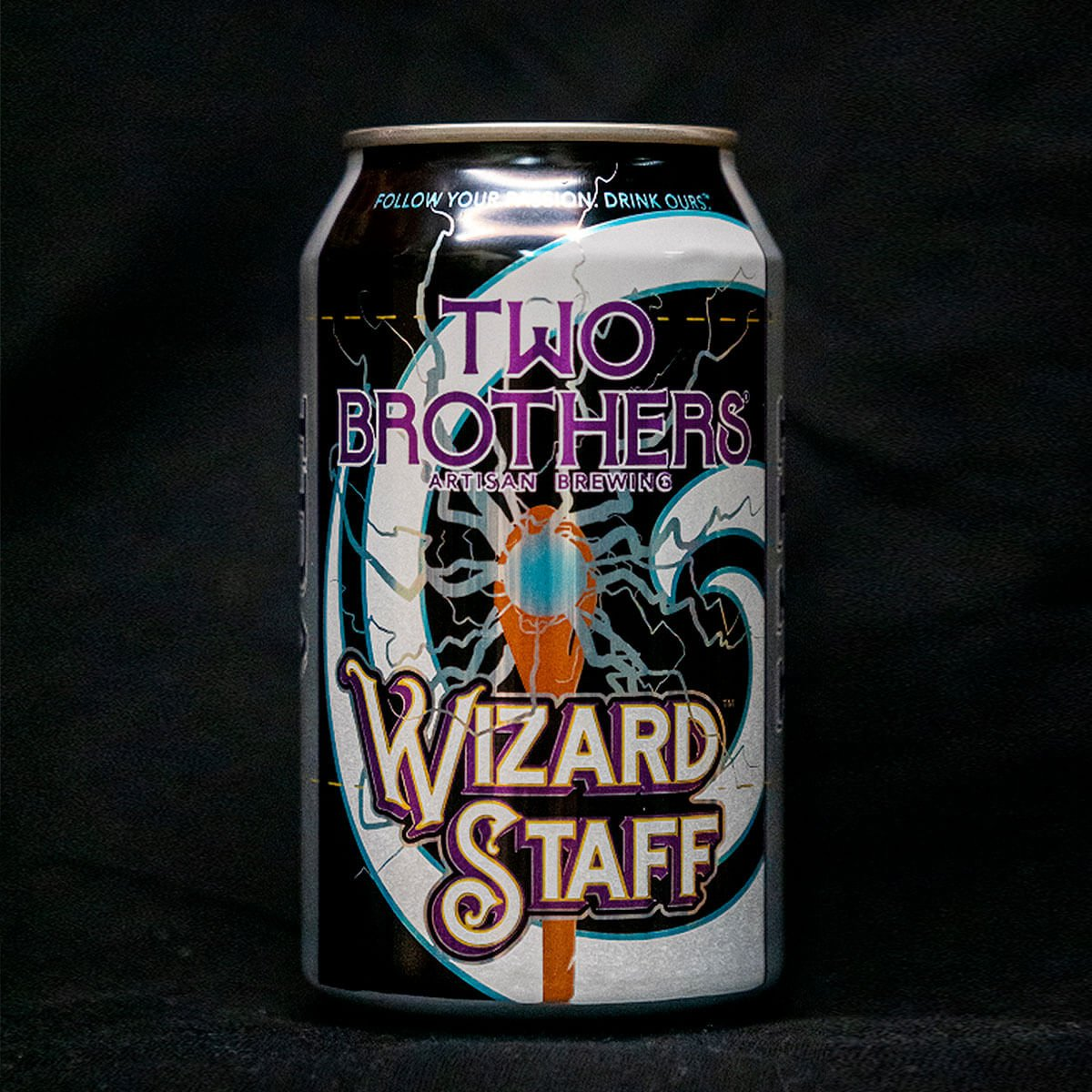 Two Brothers Artisan Brewing has crafted Wizard Staff IPA, a magic elixir that's easy-drinking and low-alcohol IPA that doesn't compromise on flavor.