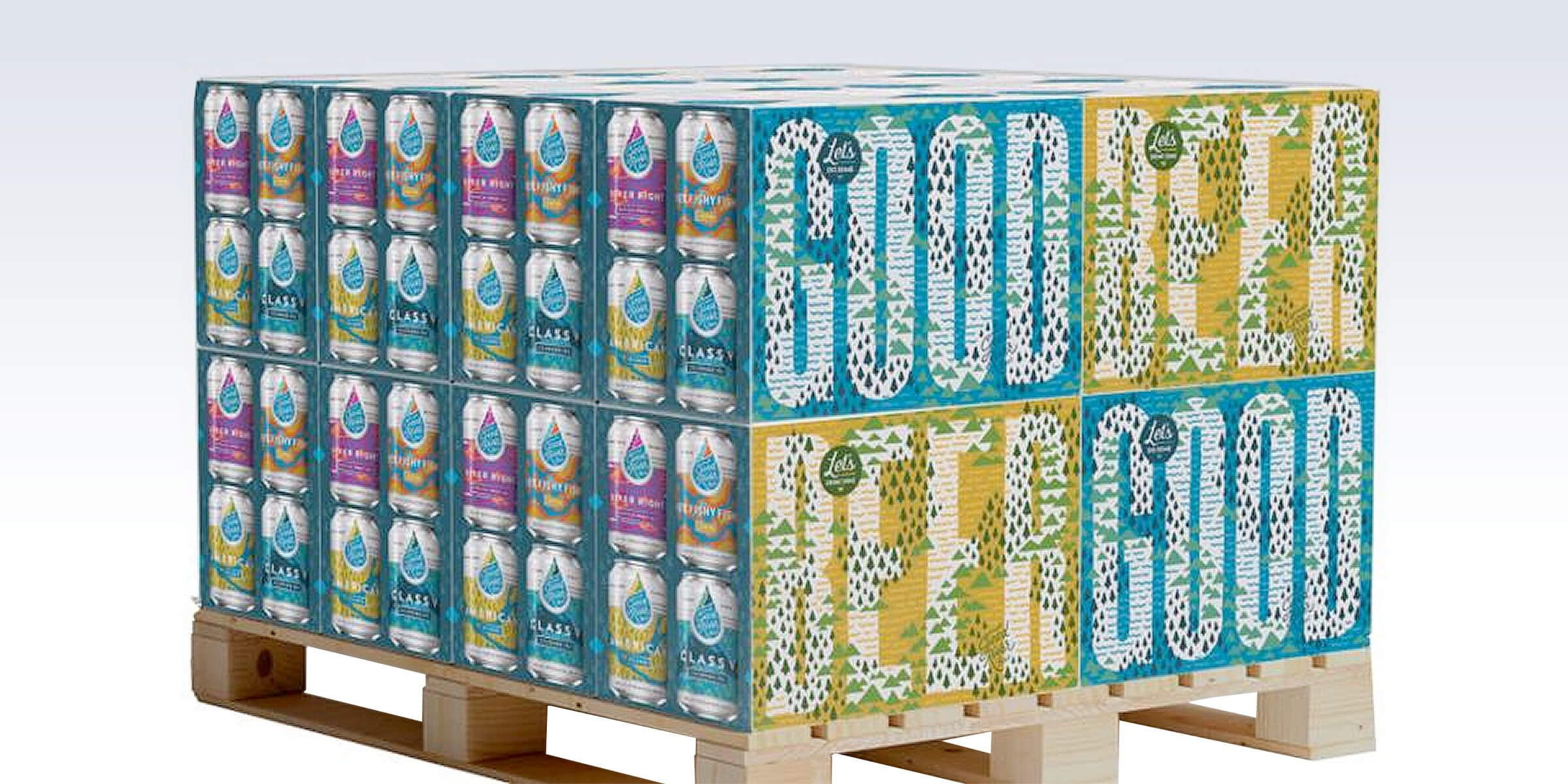Denver-based Good River Beer Company has released its first variety pack featuring a collection of four beers and is available on store shelves now.