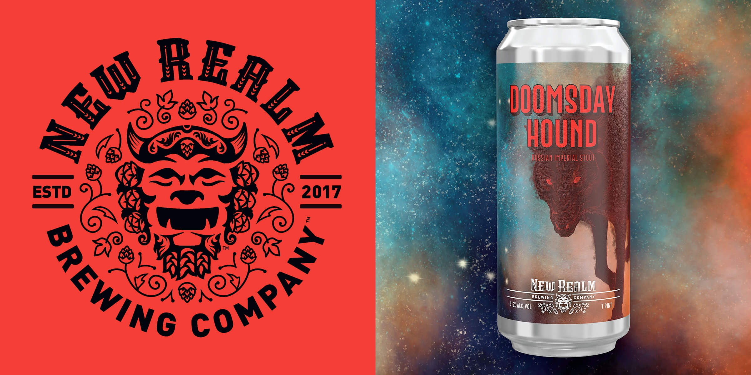 New Realm Brewing Company's viciously flavorful Russian Imperial Stout has broken its chains once again and is ready to unleash its wrath for a third time.