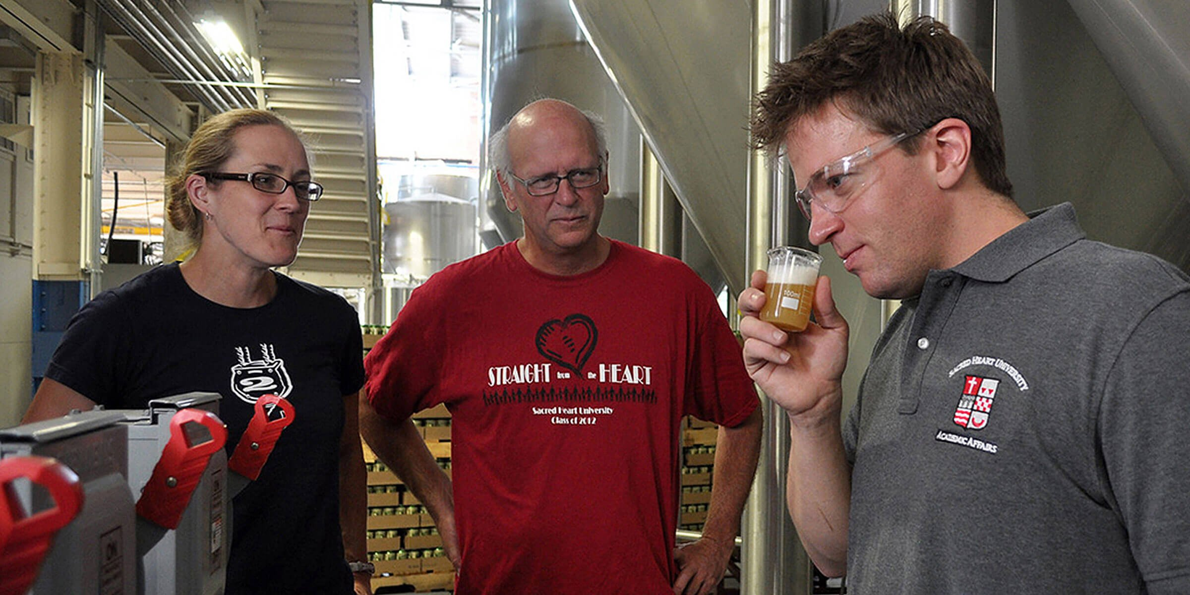 Sacred Heart University will start a new brewing science certificate program in May for people looking to start or advance their careers in brewing.