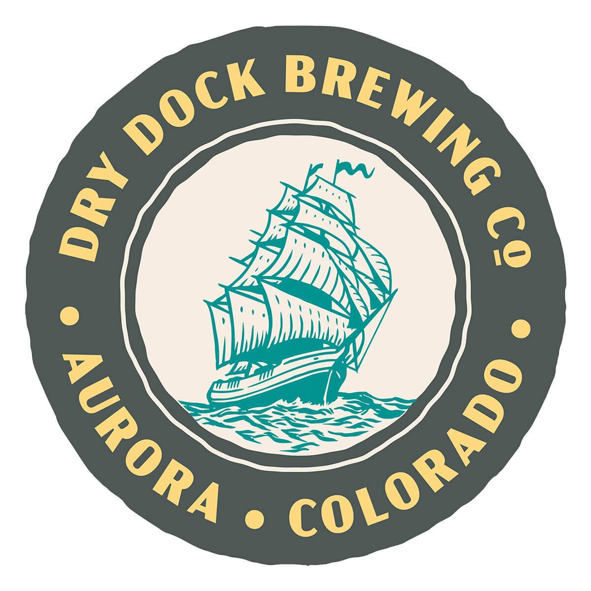 Dry Dock Brewing Company Logo