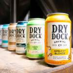 Thumbnail of http://Redesigned%2012%20oz.%20cans%20by%20Dry%20Dock%20Brewing%20Company