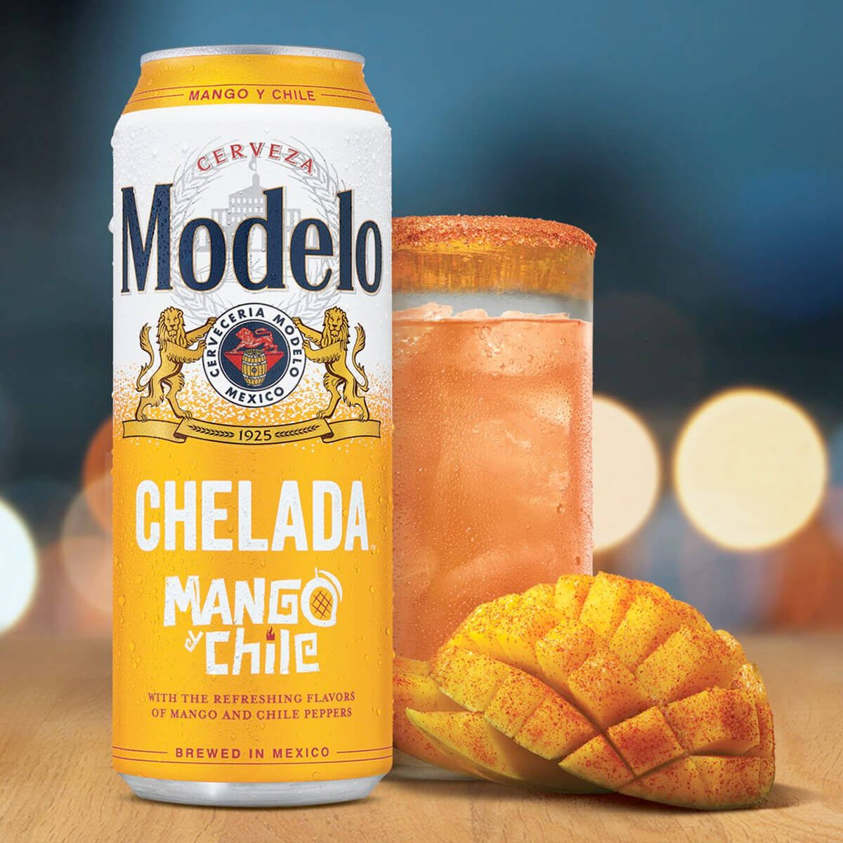 Constellation Brands Releases New Modelo Chelada Mango Y Chile Absolute Beer