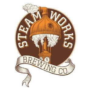 Steamworks Brewing Company Logo