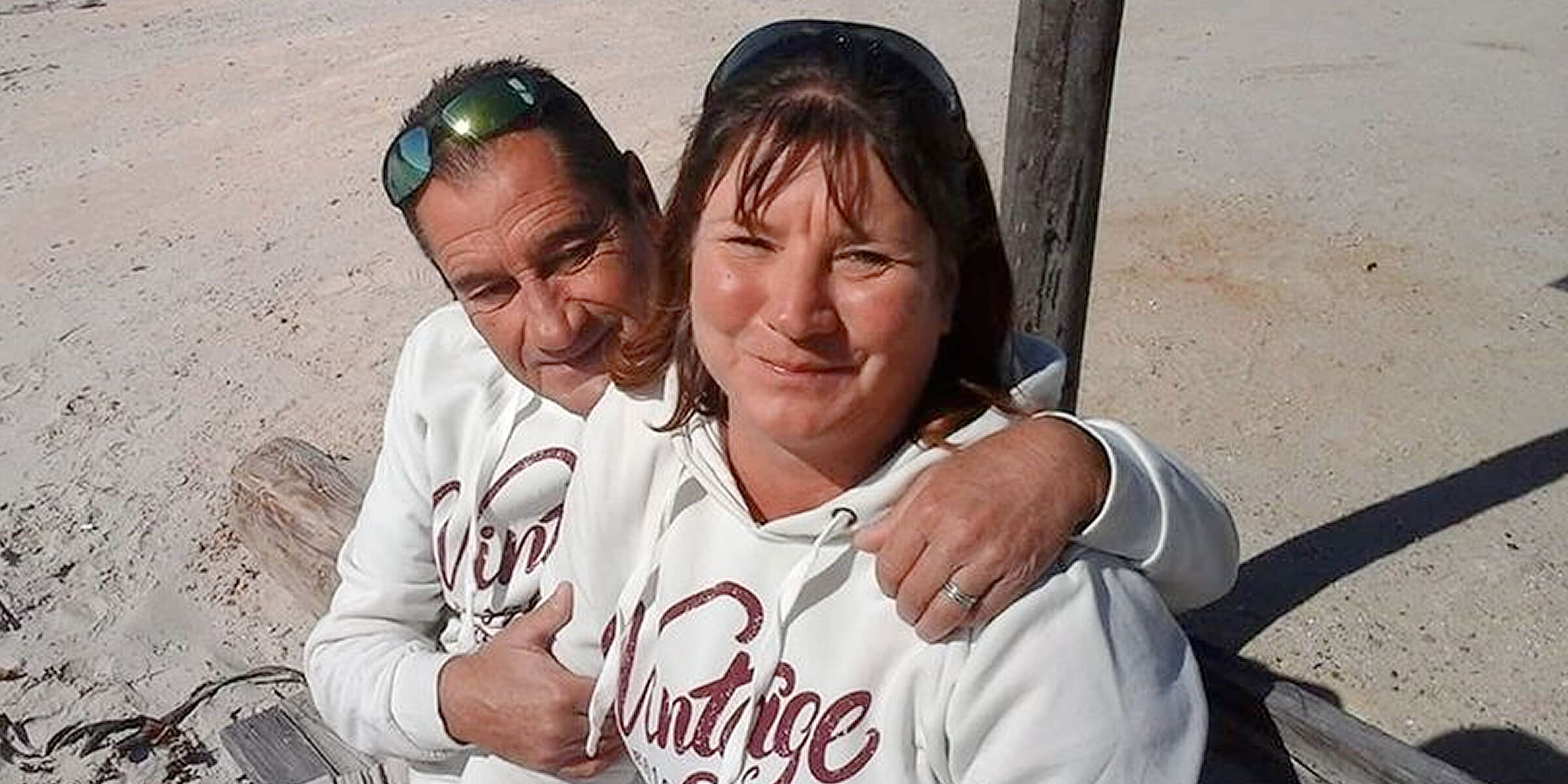 Tony Hilliar, 54, and Alida Fouche, 42, died in South Africa after drinking home brewed beer