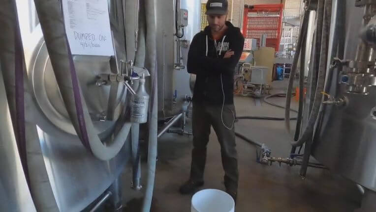 With breweries closed, some craft brewers are turning to dumping their beer amid the closures due to COVID-19. (Bauhaus Brew Labs)