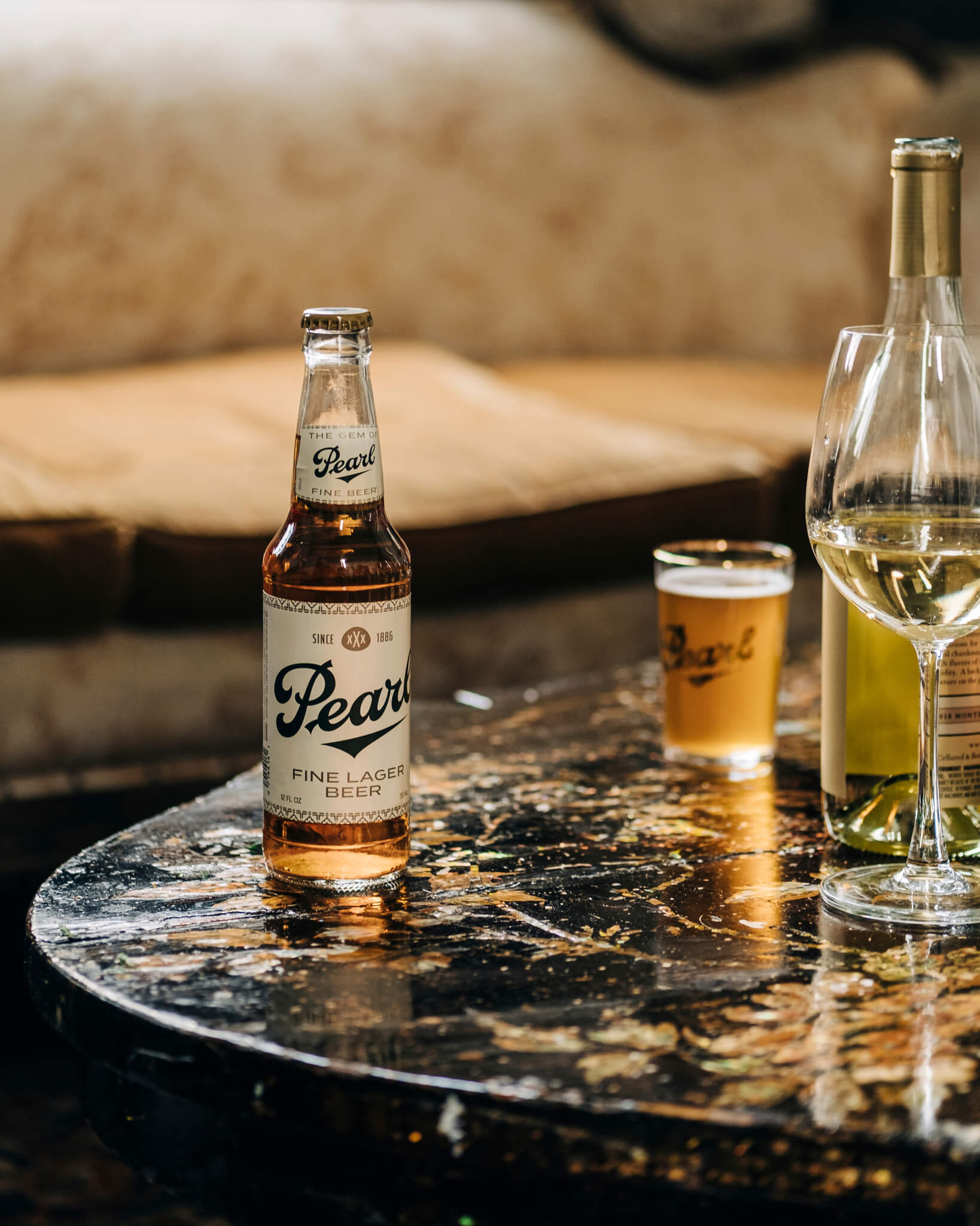 Pearl Brewing Company has relaunched Pearl xXx, the iconic Gem of Fine Beer, rooted in San Antonio's history and reimagined with a new look and taste.