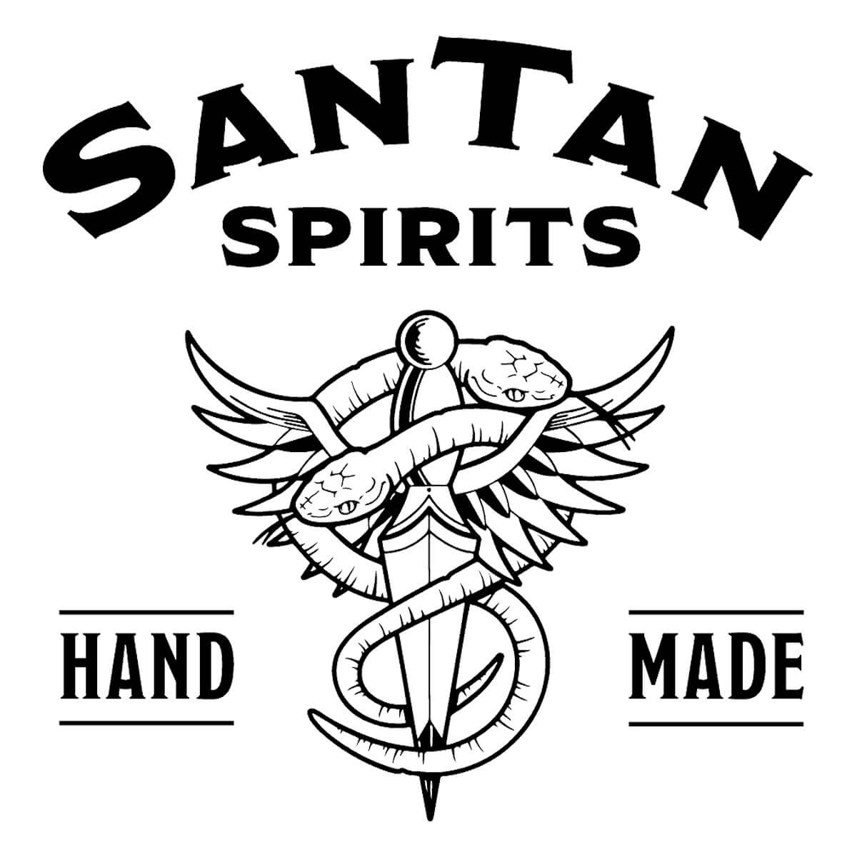 SanTan Spirits Logo, a product of SanTan Brewing Company