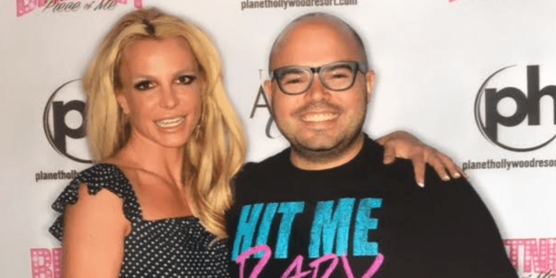 Absolutebritney britney galaxy fansite absolutely about chris diaz meet and greet story with britney pieceofme britneyspears m4hsunfo