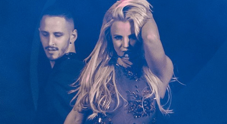 January 11th- Britney Spears #PieceOfMe pictures and videos!