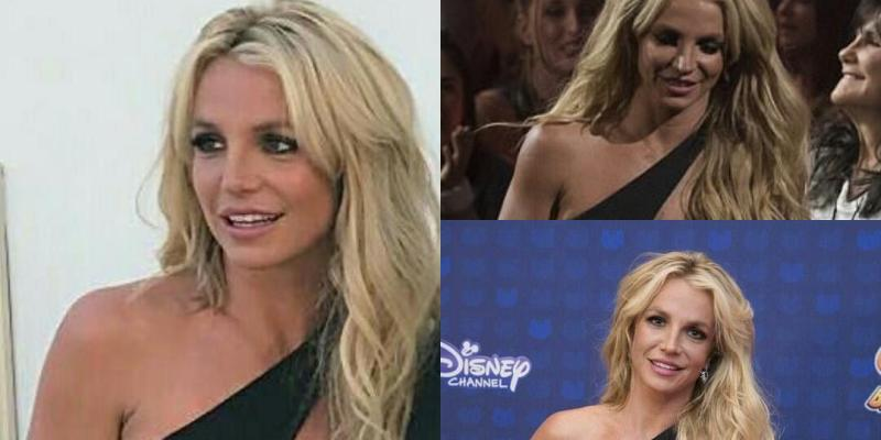 Britney Spears Receives Icon Award At The Radio Disney Music Awards!