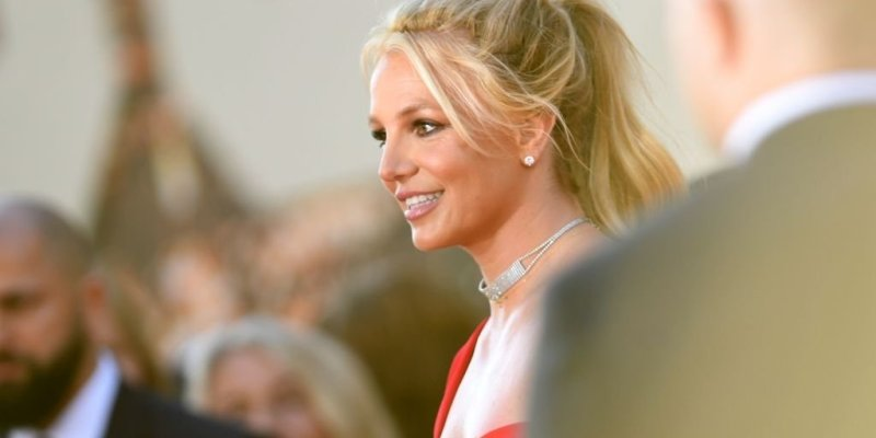 Britney and Sam attended the premiere of the new Brad Pitt movie