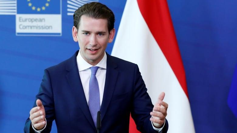 Austria: The government loses no-confidence motion.