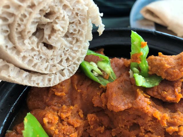 Ethiopian Cultural Food - Dining Ethiopian Style
