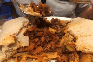 Ethiopian Cultural Food - Flavors of Ethiopia