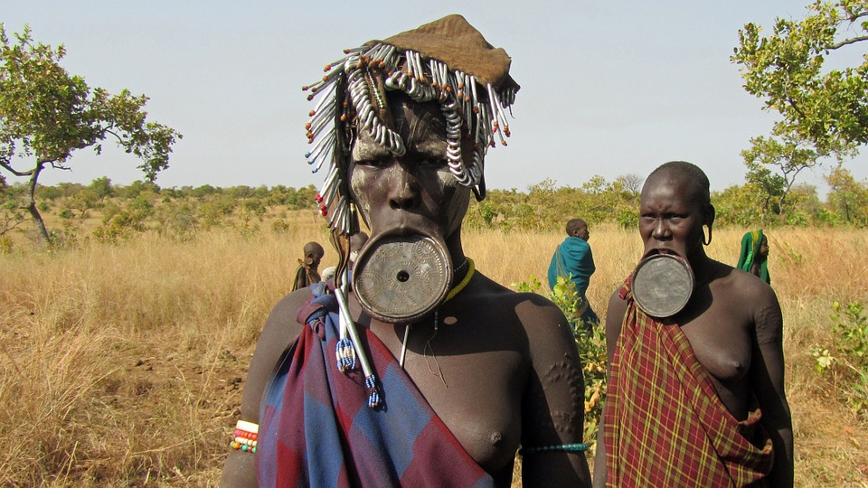 Ethiopia tribe