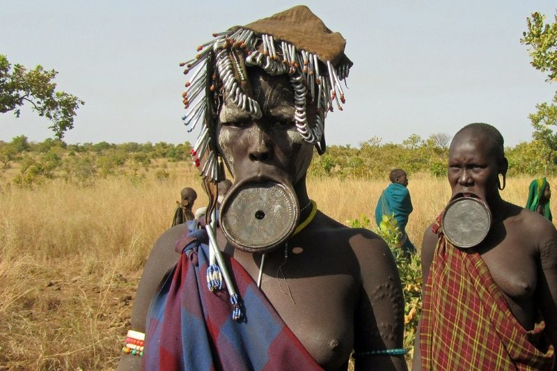 Mursi Tribe. Guide To Tribes In Omo Valley. Absolute Ethiopia