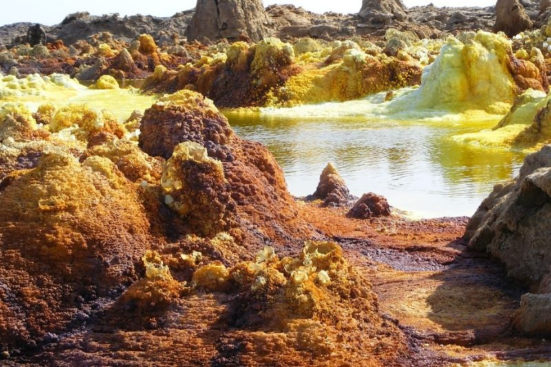Danakil Depression. Beginners Guide to Ethopia. Absolute Ethiopia