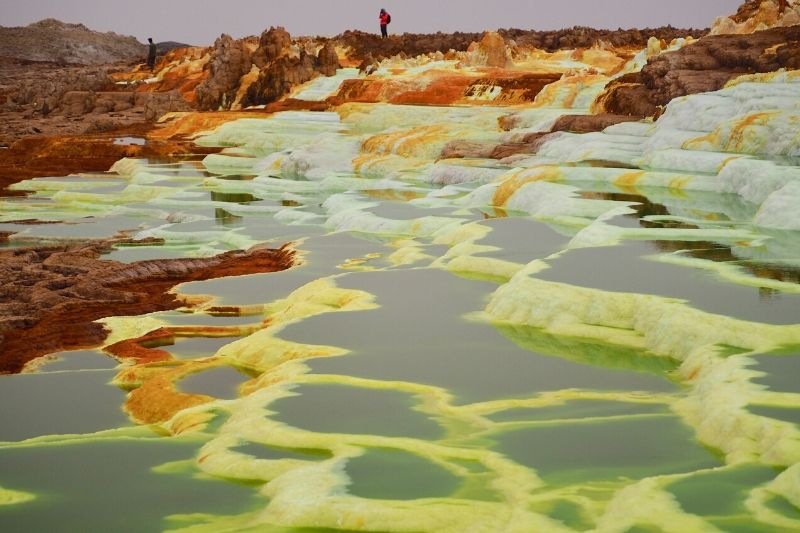 Danakil Depression. Is it Worth Visiting Ethiopia Over Other African Destinations. Absolute Ethiopia