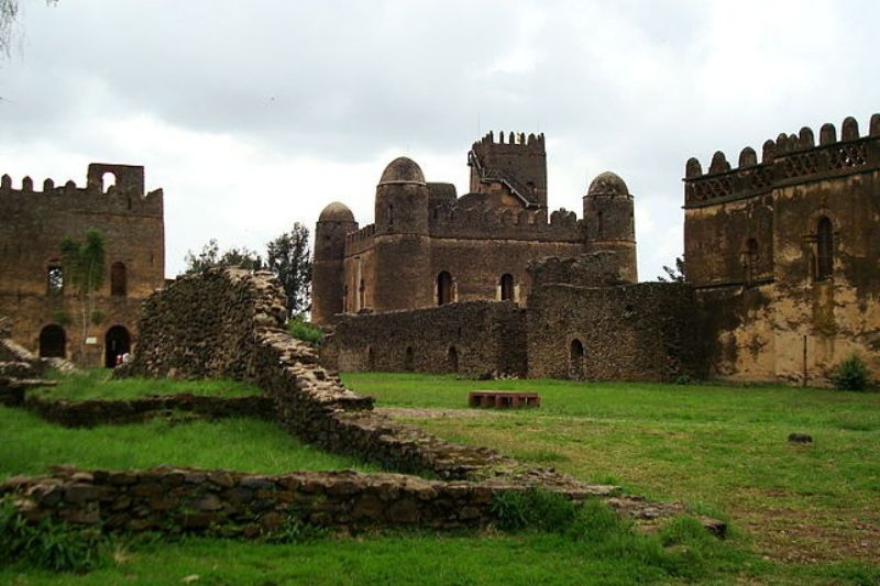 Gondar. Beginners Guide to Ethiopia. Absolute Ethiopia