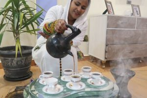 Serving Coffee. Facts about the Coffee Ceremony in Ethiopia. Absolute Ethiopia