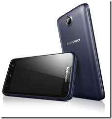 Lenevo A526 affordable smartphone
