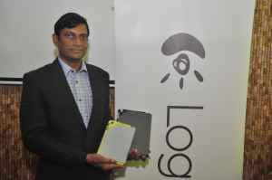 Ashok Jangra, Cluster Category Manager, India & South West Asia, Logitech launching the new tablet accessories