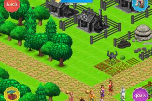 Rama Force Indian Mythology Game Screenshot
