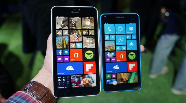 Nokia Lumia 640 and Lumia 640XL