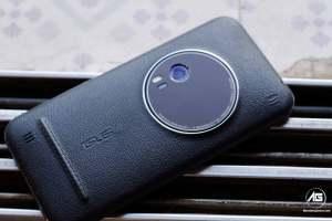 Asus Zenfone Zoom rear