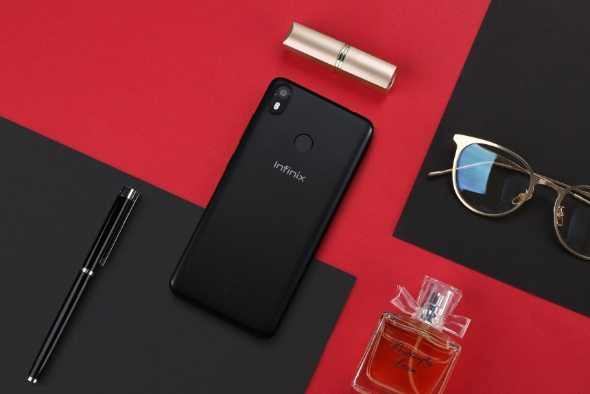 Infinix Hot S3 Black