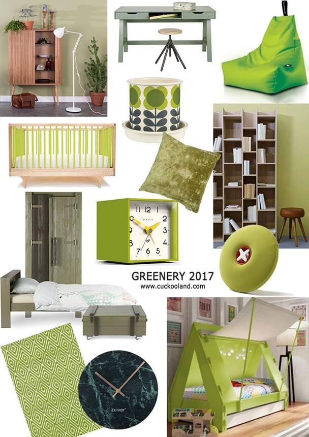 The Cuckooland Greenery Lookbook 2017