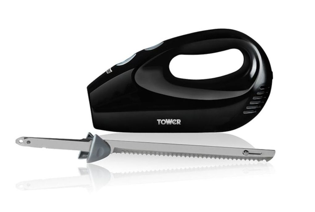 Tower T19003 Electric Knife - £23.99. With 5 star ratings from Robert Dyas customers