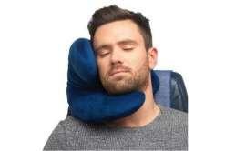 J-Pillow Travel Pillow, Head, Chin & Neck Support