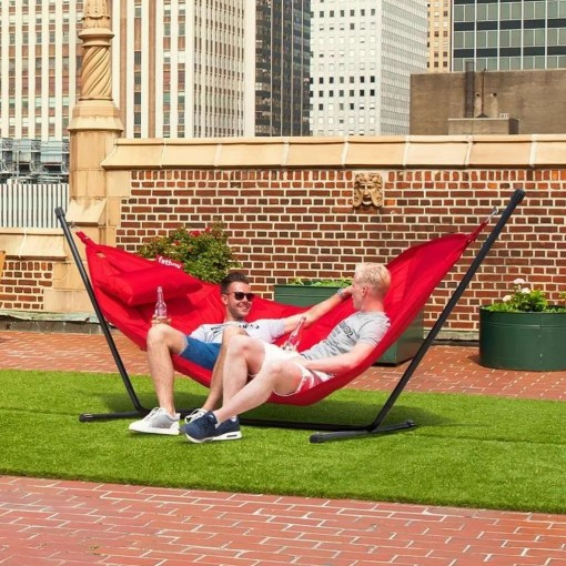 Large 2 Person Fatboy Hammock With Frame,