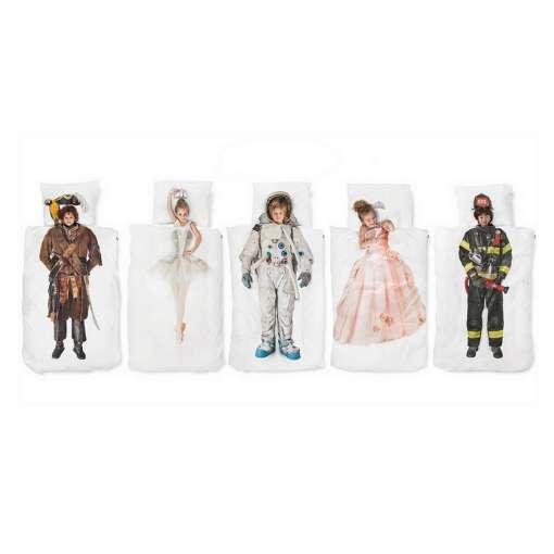 Snurk Princess Kids Duvet Set, Single