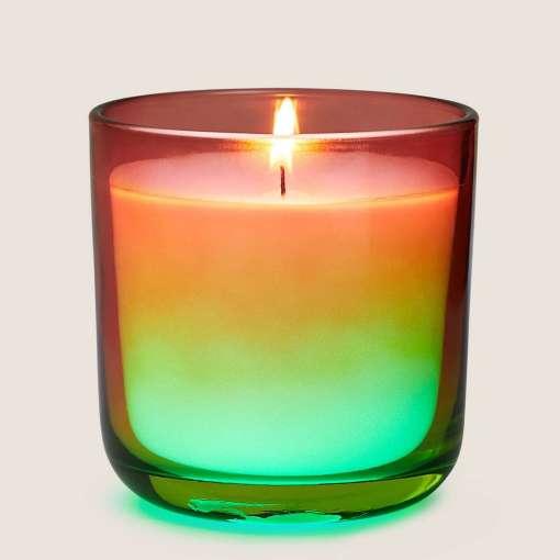 Citronella Colour Changing Candle
