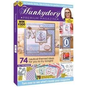 Hunkydory Cardmaking Collection Magazine & Kit 14