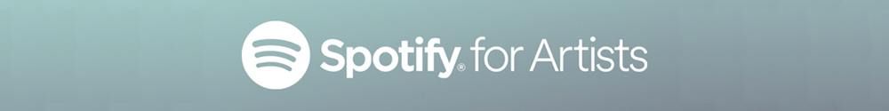 Spotify For Artists Banner