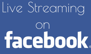 Live Streaming on Facebook